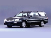 Nissan Stagea, WC34 [рестайлинг], Универсал 5-дв., 1998–2001