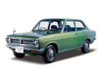 Nissan Sunny, B110, Седан, 1970–1973