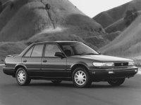 Nissan Stanza, U12, Седан, 1990–1992
