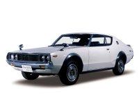 Nissan Skyline, C110, Купе, 1972–1977
