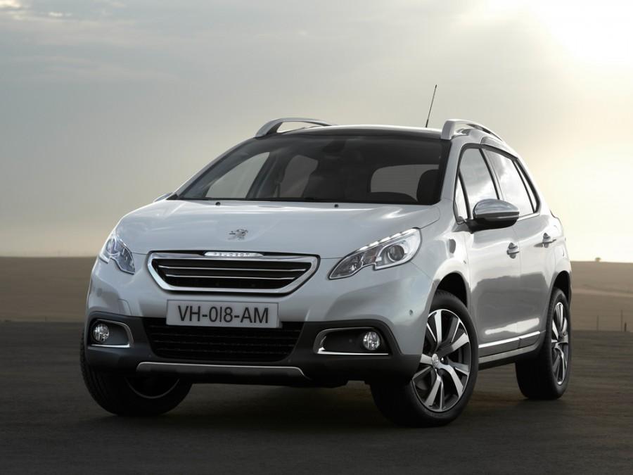 Peugeot 2008 кроссовер, 2013–2016, 1 поколение - отзывы, фото и характеристики на Car.ru