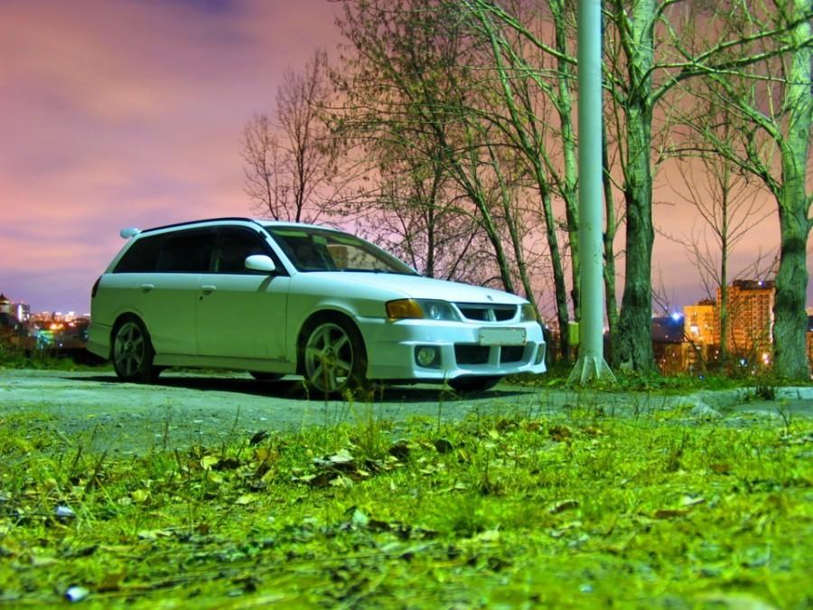 Nissan Wingroad универсал, 1999–2001, Y11 - отзывы, фото и характеристики на Car.ru