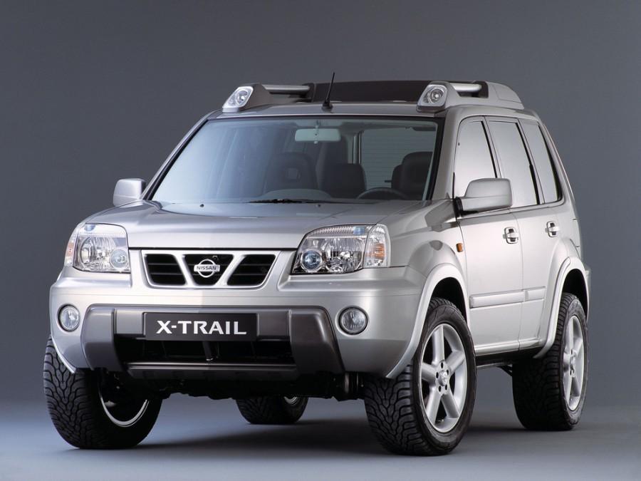 Nissan X-Trail, Белогорск