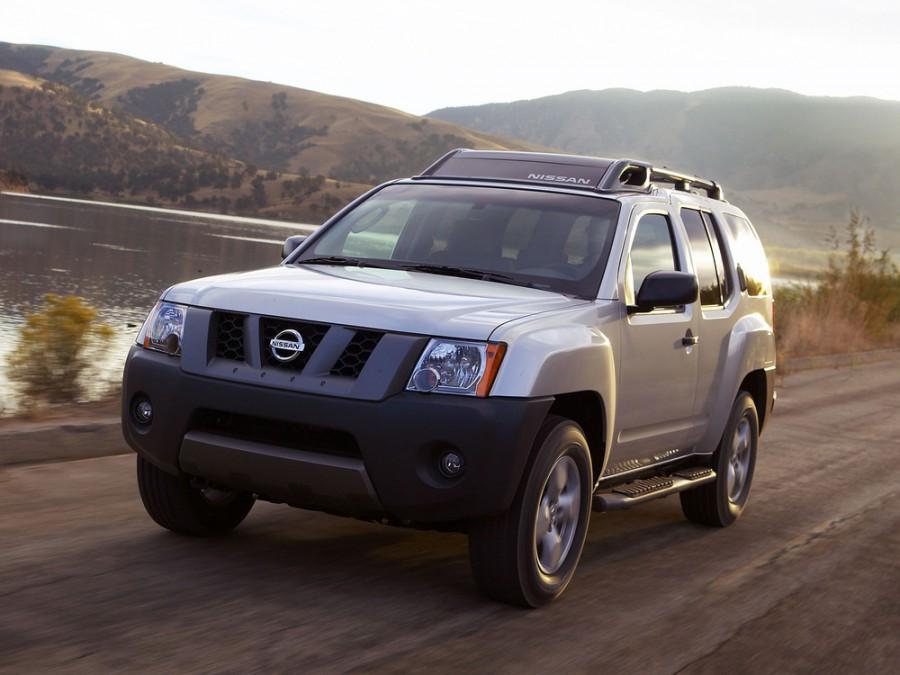 Nissan Xterra внедорожник, 2004–2008, ТN50 - отзывы, фото и характеристики на Car.ru