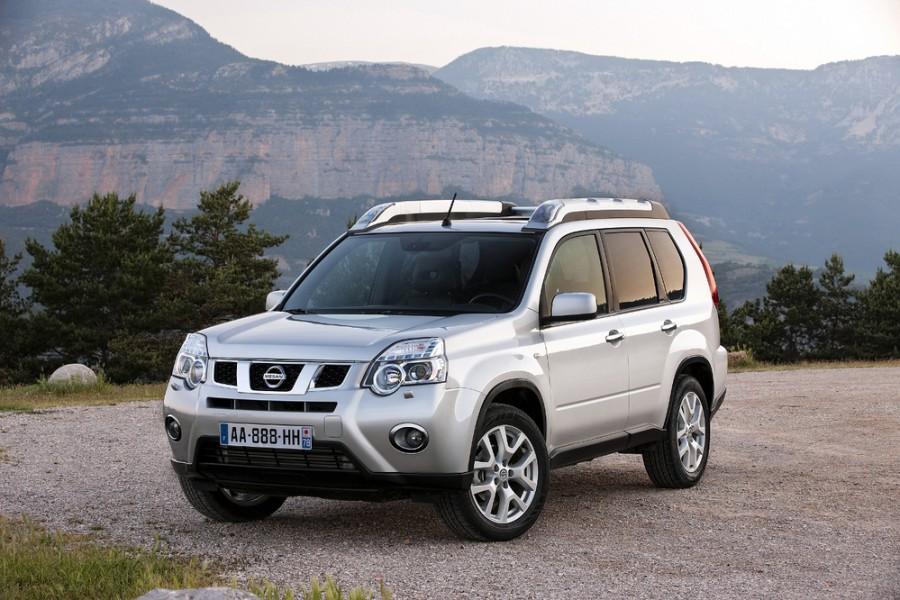 Nissan X-Trail кроссовер, 2011–2014, T31 [рестайлинг] - отзывы, фото и характеристики на Car.ru