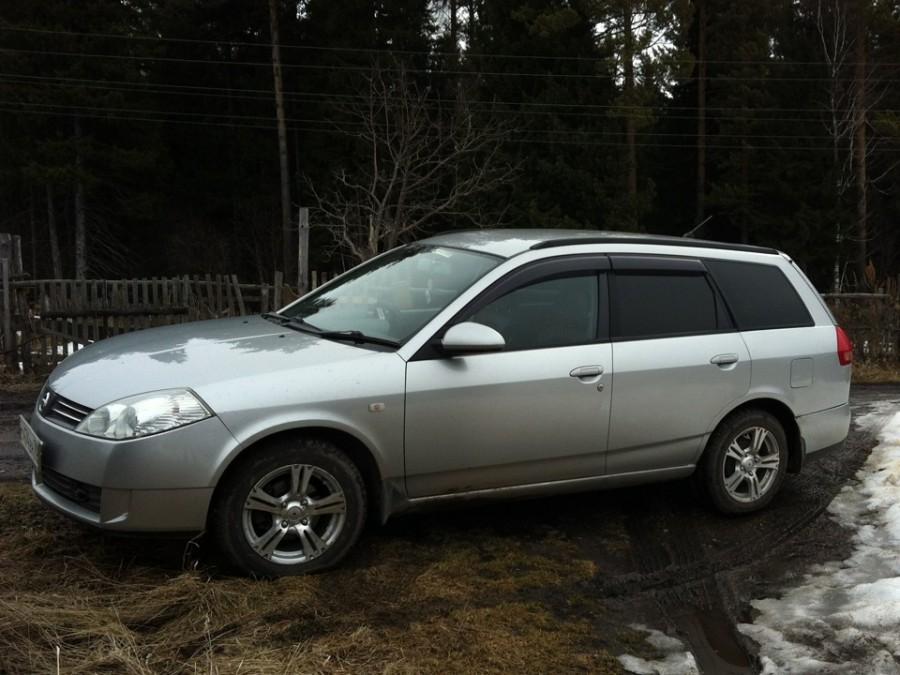 Nissan Wingroad универсал, 2001–2005, Y11 [рестайлинг] - отзывы, фото и характеристики на Car.ru