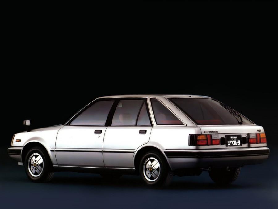 Nissan Violet Liberta хетчбэк, 1981–1982, T11 - отзывы, фото и характеристики на Car.ru