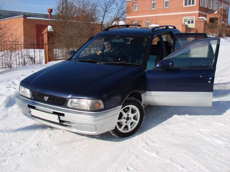Nissan Wingroad универсал, 1996–1999, Y10 - отзывы, фото и характеристики на Car.ru