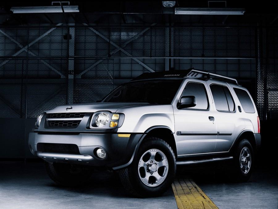 Nissan Xterra внедорожник, 2001–2004, WD22 [рестайлинг] - отзывы, фото и характеристики на Car.ru