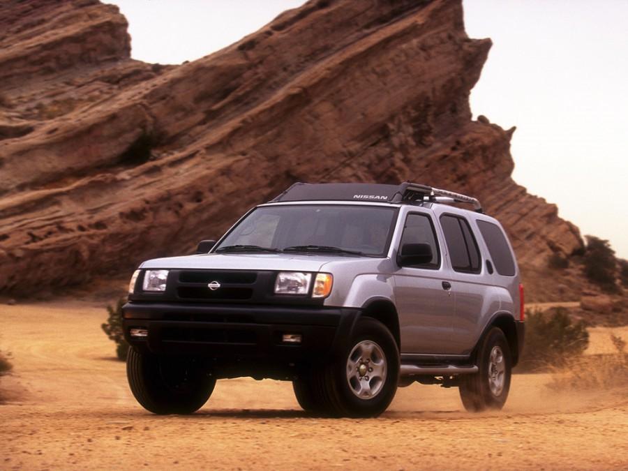Nissan Xterra внедорожник, 1999–2001, WD22 - отзывы, фото и характеристики на Car.ru