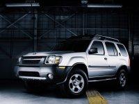 Nissan Xterra, WD22 [рестайлинг], Внедорожник, 2001–2004