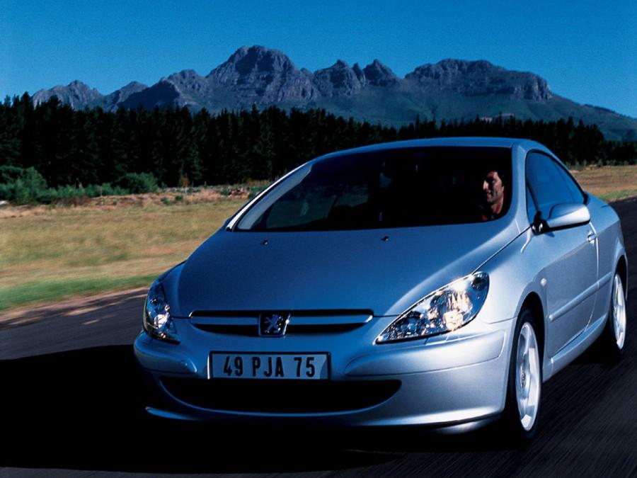 Peugeot 307 СС кабриолет, 2001–2005, 1 поколение - отзывы, фото и характеристики на Car.ru
