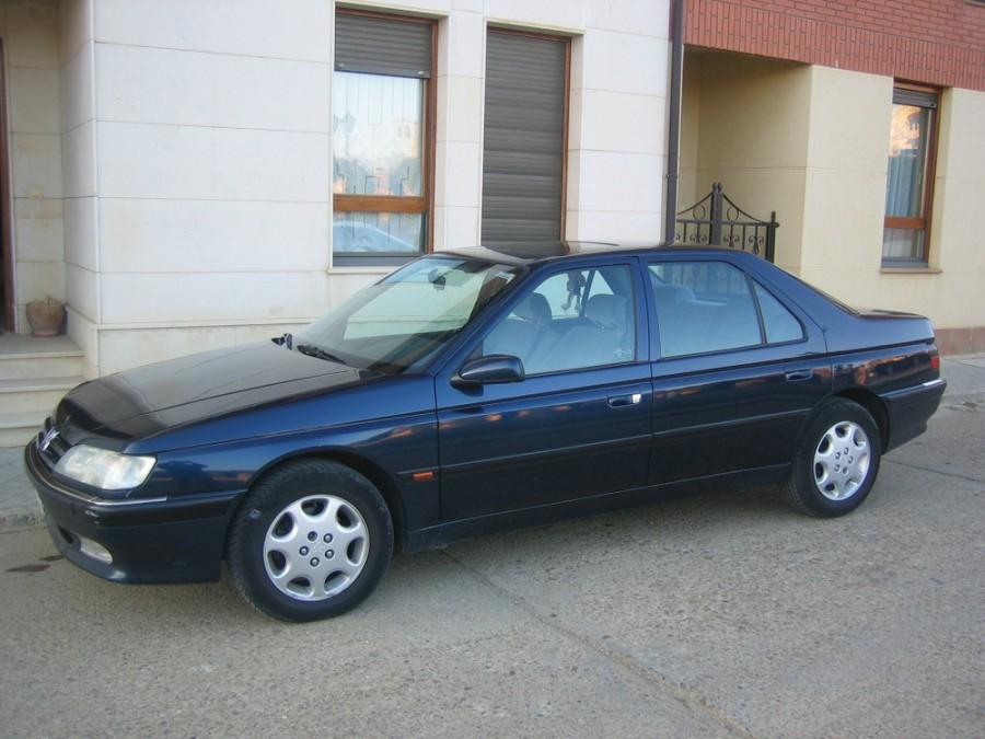 Peugeot 605 седан, 1994–1999, 1 поколение [рестайлинг] - отзывы, фото и характеристики на Car.ru