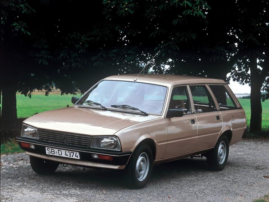Peugeot 505 универсал, 1979–1993, 1 поколение - отзывы, фото и характеристики на Car.ru
