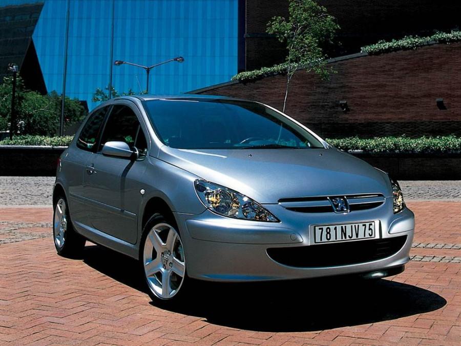 Peugeot 307 хетчбэк 3-дв., 2001–2005, 1 поколение - отзывы, фото и характеристики на Car.ru