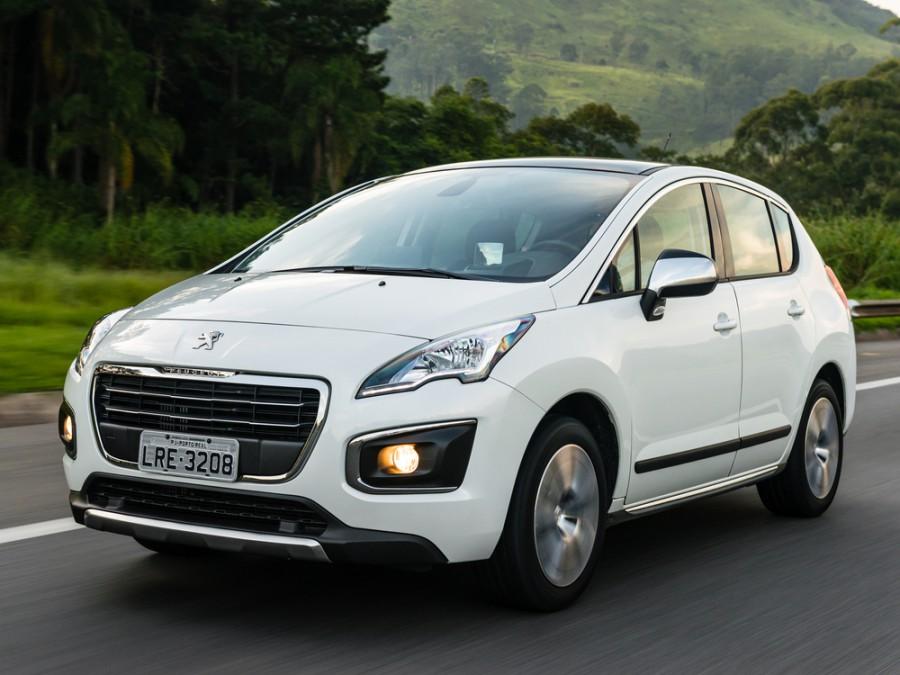 Peugeot 3008 кроссовер, 2013–2016, 1 поколение [рестайлинг] - отзывы, фото и характеристики на Car.ru