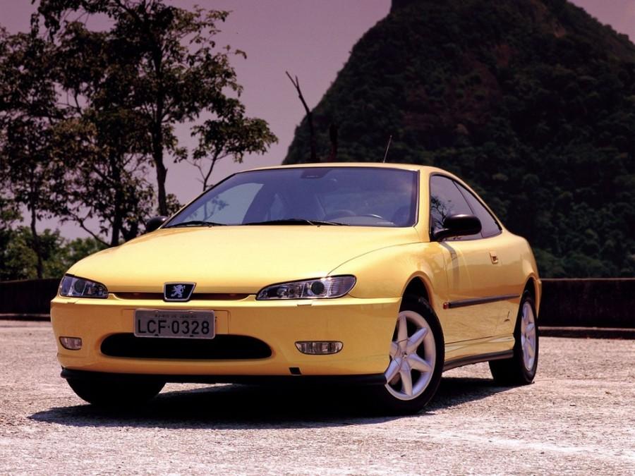 Peugeot 406 купе 2-дв., 1995–1999, 1 поколение - отзывы, фото и характеристики на Car.ru