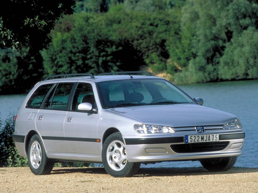 Peugeot 406 универсал, 1995–1999, 1 поколение - отзывы, фото и характеристики на Car.ru