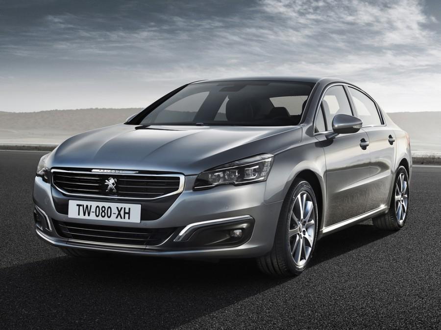 Peugeot 508 седан, 2014–2016, 1 поколение [рестайлинг] - отзывы, фото и характеристики на Car.ru