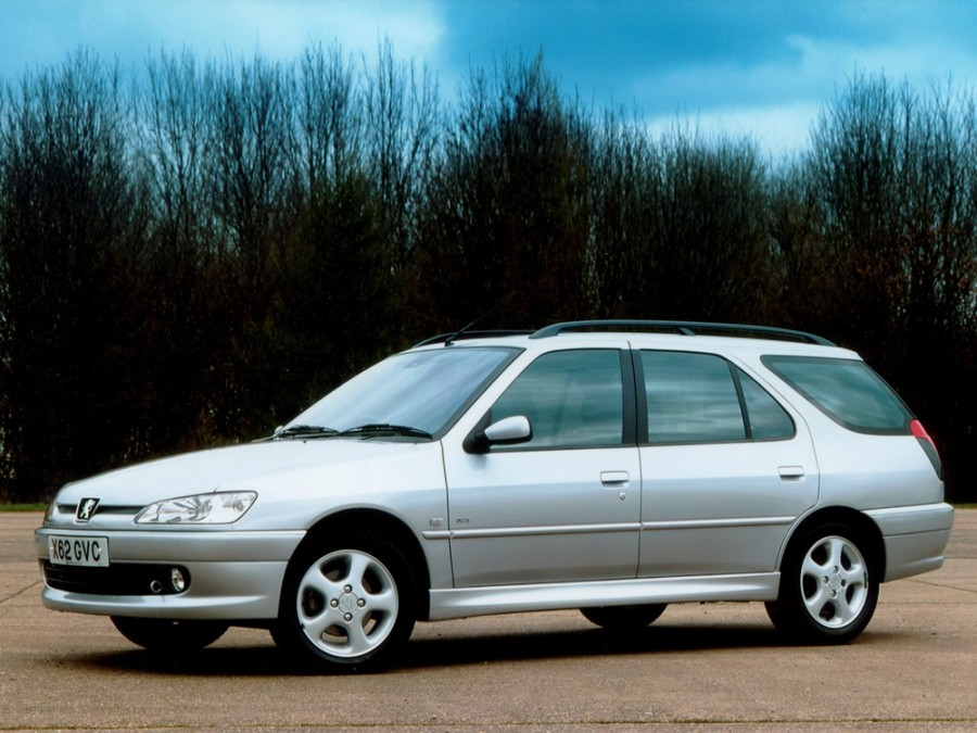 Peugeot 306 универсал, 1993–2016, 1 поколение - отзывы, фото и характеристики на Car.ru