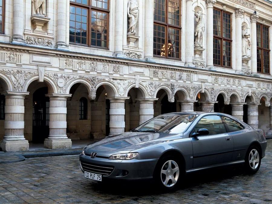 Peugeot 406 купе, 1999–2004, 1 поколение [рестайлинг] - отзывы, фото и характеристики на Car.ru