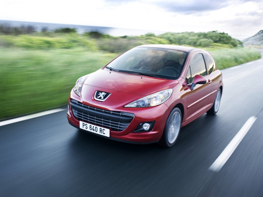 Peugeot 207 хетчбэк 3-дв., 2009–2013, 1 поколение [рестайлинг] - отзывы, фото и характеристики на Car.ru