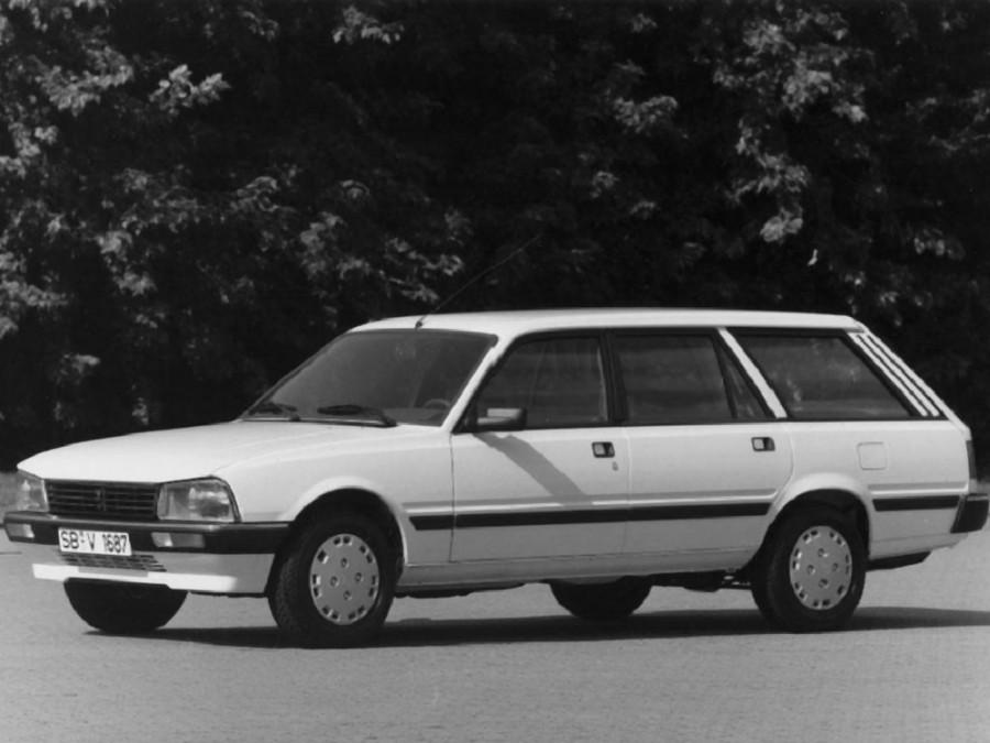 Peugeot 505 универсал, 1985–1992, 1 поколение [рестайлинг] - отзывы, фото и характеристики на Car.ru