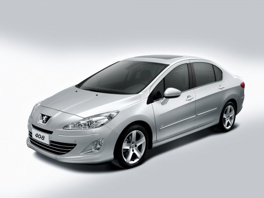 Peugeot 408 седан, 2012–2016, 1 поколение - отзывы, фото и характеристики на Car.ru