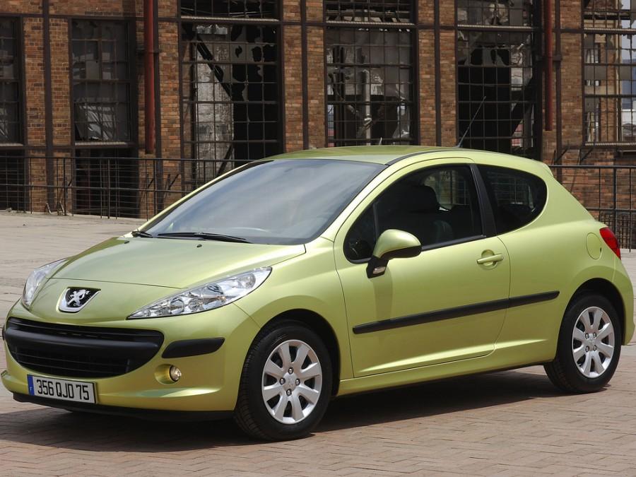 Peugeot 207 хетчбэк 3-дв., 2006–2009, 1 поколение - отзывы, фото и характеристики на Car.ru