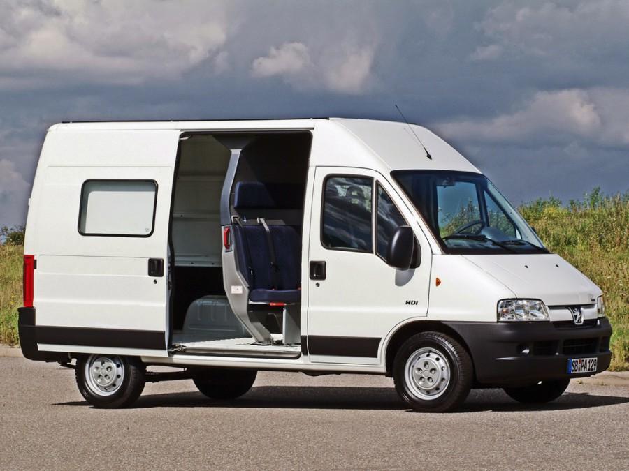 Peugeot Boxer Combi фургон 5-дв., 1 поколение [рестайлинг] - отзывы, фото и характеристики на Car.ru
