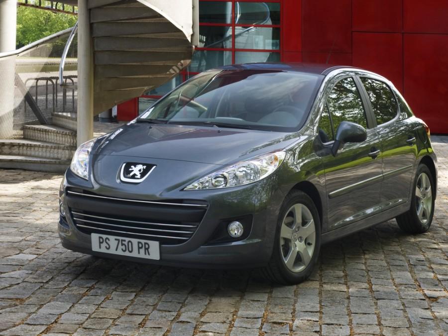 Peugeot 207 хетчбэк 5-дв., 2009–2013, 1 поколение [рестайлинг] - отзывы, фото и характеристики на Car.ru