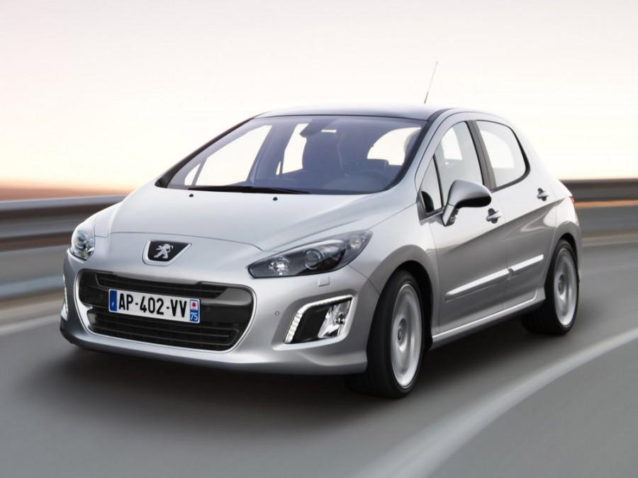 Peugeot 308 хетчбэк, 2011–2016, T7 [рестайлинг] - отзывы, фото и характеристики на Car.ru