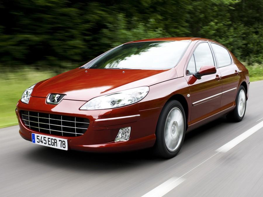 Peugeot 407 седан, 2008–2010, 1 поколение [рестайлинг] - отзывы, фото и характеристики на Car.ru