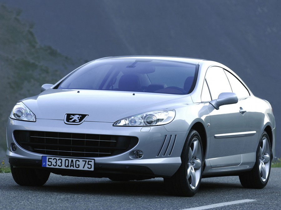 Peugeot 407 купе, 2004–2016, 1 поколение - отзывы, фото и характеристики на Car.ru
