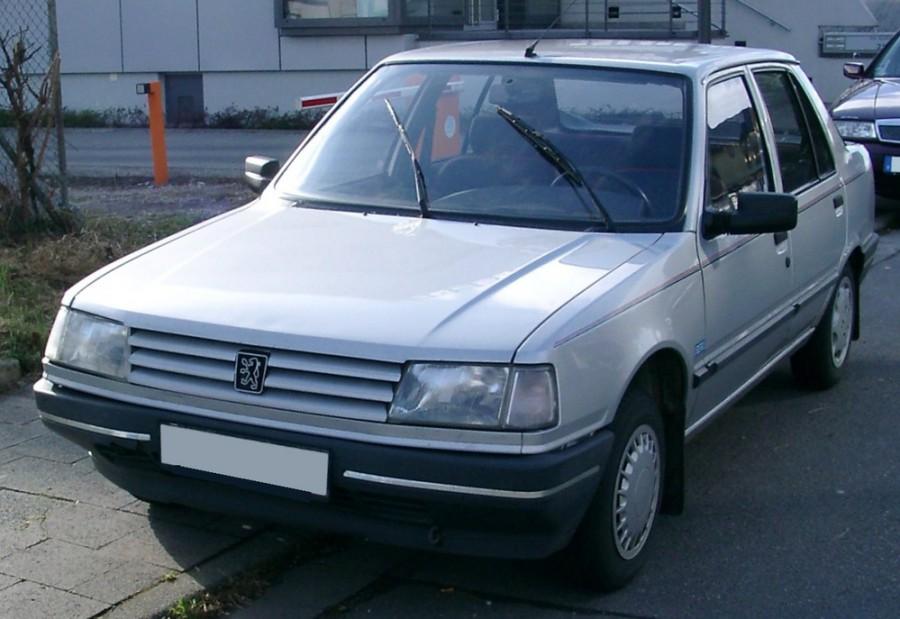 Peugeot 309 хетчбэк, 1989–1993, 1 поколение [рестайлинг] - отзывы, фото и характеристики на Car.ru