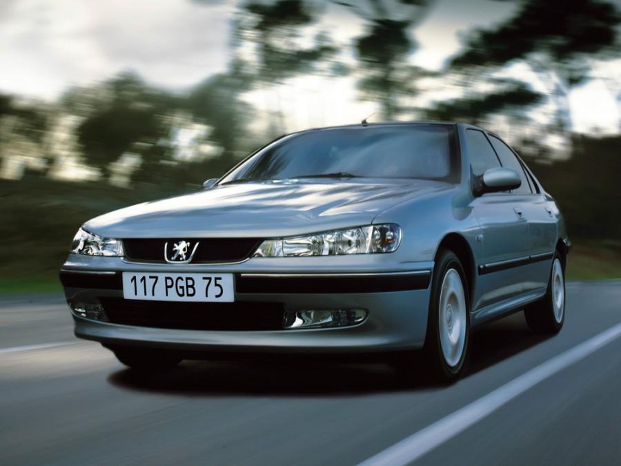 Peugeot 406 седан, 1999–2004, 1 поколение [рестайлинг] - отзывы, фото и характеристики на Car.ru