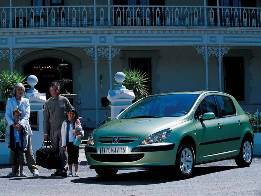 Peugeot 307 хетчбэк 5-дв., 2001–2005, 1 поколение - отзывы, фото и характеристики на Car.ru