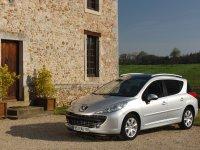 Peugeot 207, 1 поколение, Универсал 5-дв., 2006–2009