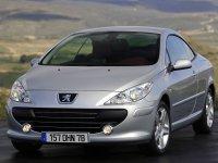 Peugeot 307, 1 поколение [рестайлинг], Кабриолет, 2005–2008