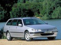 Peugeot 406, 1 поколение, Универсал, 1995–1999