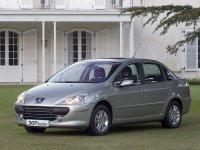 Peugeot 307, 1 поколение [рестайлинг], Седан, 2005–2008