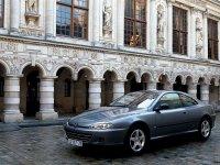 Peugeot 406, 1 поколение [рестайлинг], Купе, 1999–2004