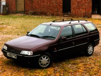 Peugeot 405, 1 поколение, Универсал, 1987–1996
