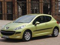 Peugeot 207, 1 поколение, Хетчбэк 3-дв., 2006–2009