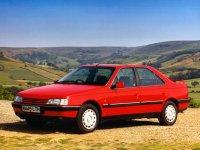Peugeot 405, 1 поколение, Седан, 1987–1996