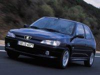Peugeot 306, 1 поколение, Хетчбэк 3-дв., 1993–2016