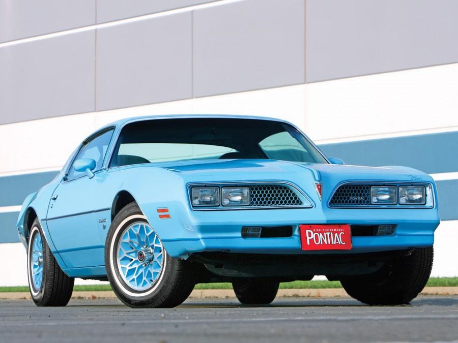 Pontiac Firebird Esprit Skybird купе 2-дв., 1977–1978, 2 поколение [3-й рестайлинг] - отзывы, фото и характеристики на Car.ru
