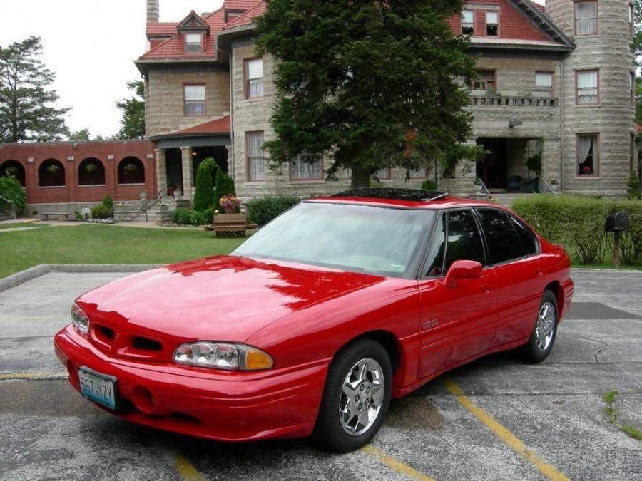 Pontiac Bonneville SSEi седан, 1996–1999, 8 поколение [рестайлинг] - отзывы, фото и характеристики на Car.ru