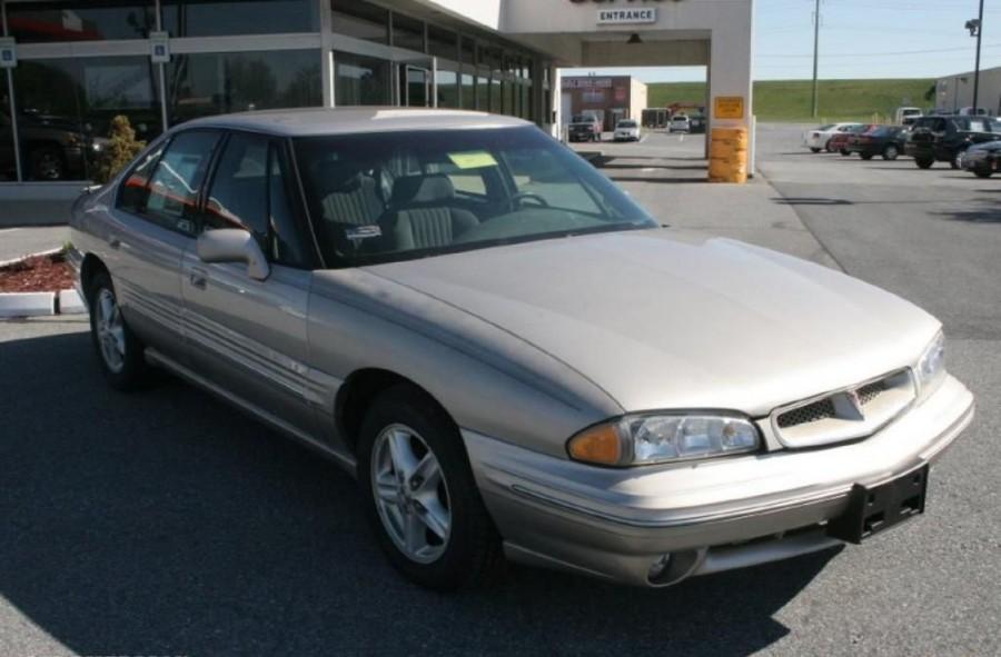 Pontiac Bonneville SE/SLE/SSE седан 4-дв., 1996–1999, 8 поколение [рестайлинг] - отзывы, фото и характеристики на Car.ru