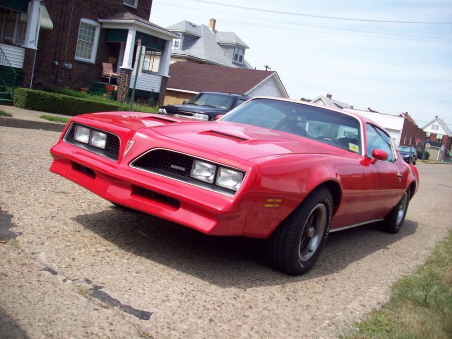 Pontiac Firebird Formula купе 2-дв., 1977–1978, 2 поколение [3-й рестайлинг] - отзывы, фото и характеристики на Car.ru